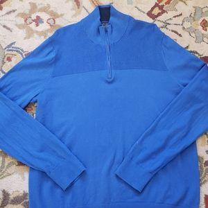Banana Republic cotton and cashmere sweater men